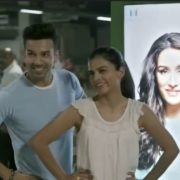 digital OOH advertising of Marico's Hair & Care by MOMS